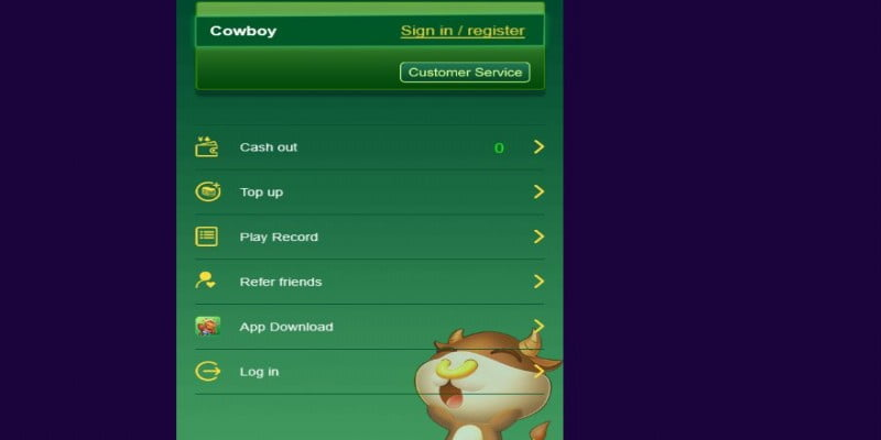 CowBoy Bet/Play Registration, Login, App, Bonus, and PayBill Number
