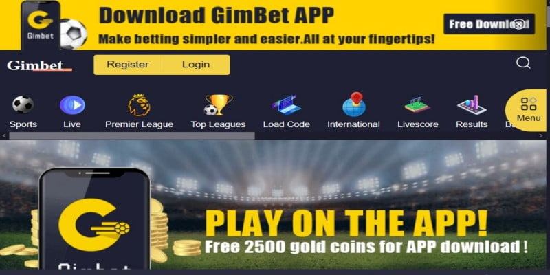 GimBet Registration, Deposit, App, PayBill Number & Contacts