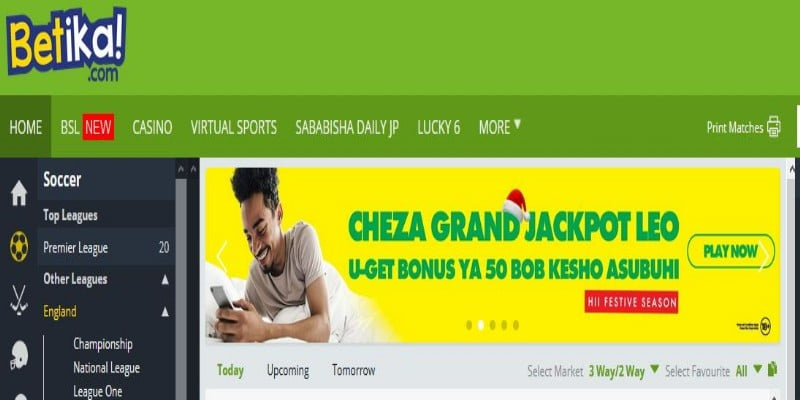 Betika PayBill Number; How to Deposit Money into Betika Account using M-Pesa and Airtel