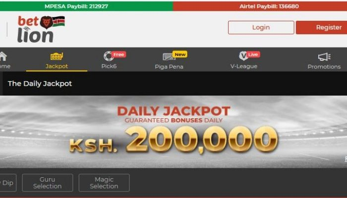 23rd April Betlion Daily Jackpot Predictions (Over, Under)