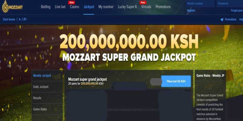 Mozzart Grand Jackpot Predictions