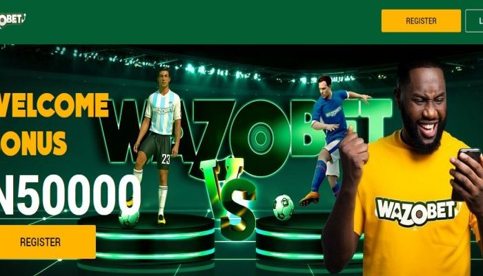 WazoBet Nigeria Registration, Login, Promotions, App, Deposit, Withdrawal, Contacts