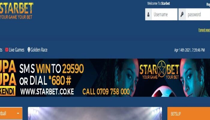 StarBet Kenya Registration, Login, Deposit, App, PayBill Number, Contacts