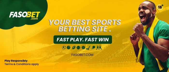 Fasobet Review, Registration, Welcome Bonuses and Free Bets