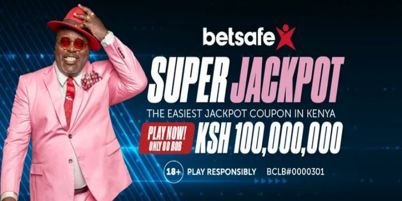 BetSafe Super Jackpot Guide, Predictions, Bet Amount, Bonuses, Rules and Cash Prizes